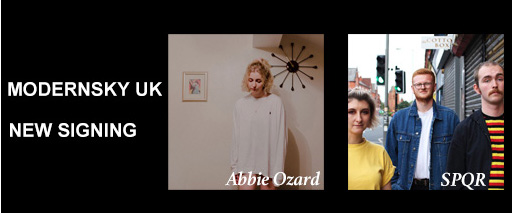 摩登天空(英国)成功签约SPQR / Abbie Ozard