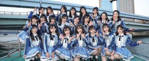 AKB48 Team SH出道单曲《LOVE TRIP》MV上线