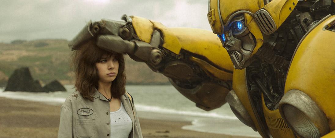 变形金刚系列首部独立电影《大黄蜂》票房破5亿