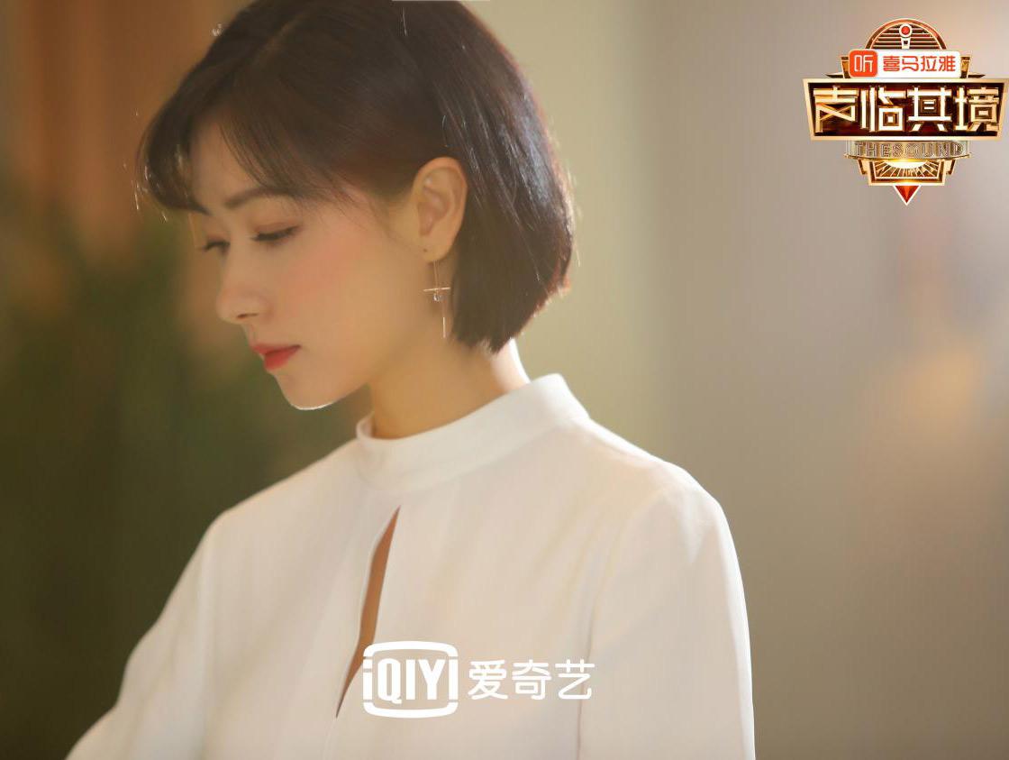 《声临其境2》万茜综艺首秀 全程盲配惊呆观众