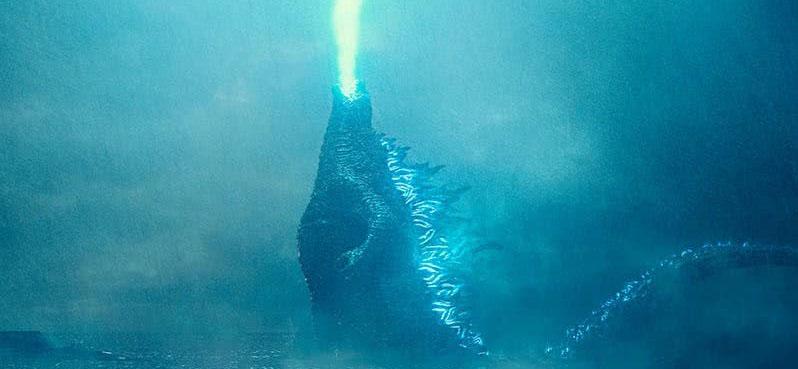 《哥斯拉2:怪兽之王》公开新电视预告