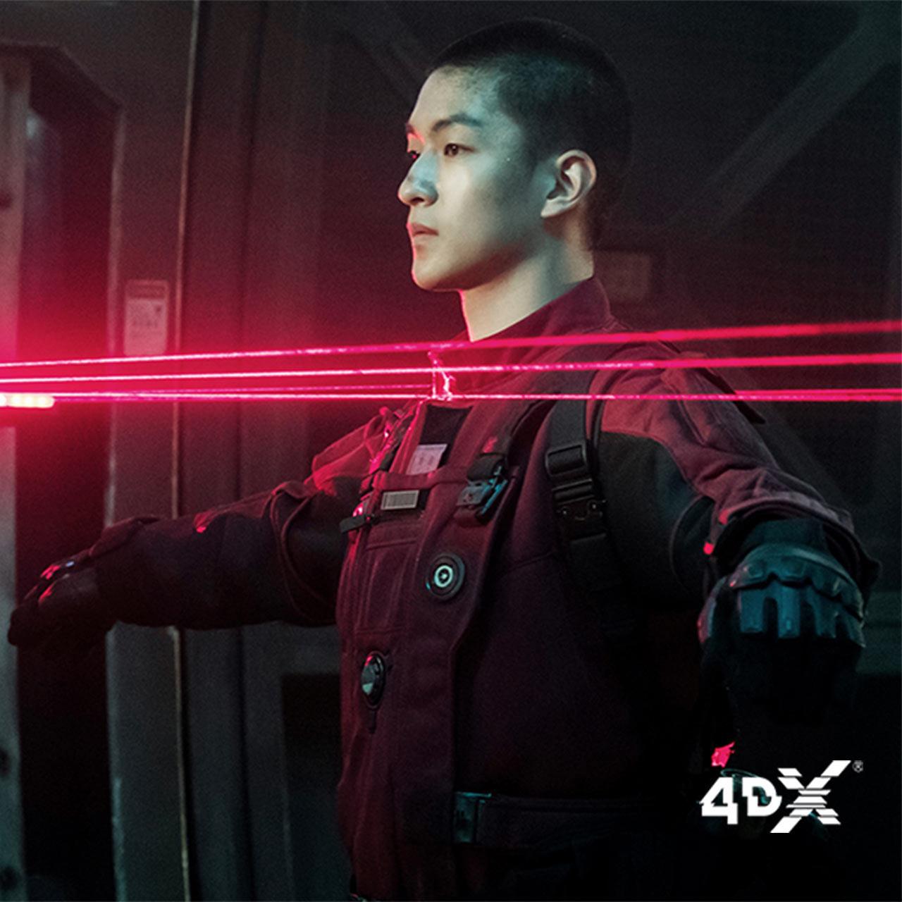 4DX影厅助力《流浪地球》票房口碑双爆