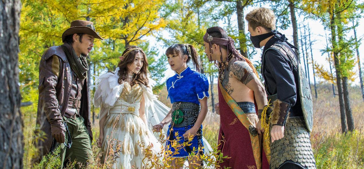 《捉妖学院》今日上线打开东方魔法世界大门