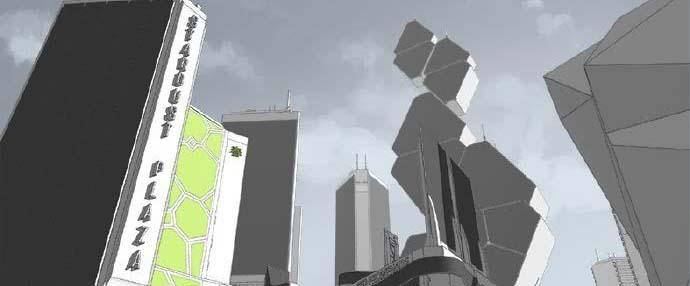 动画《CAROLE&TUESDAY》追加新美术设定图
