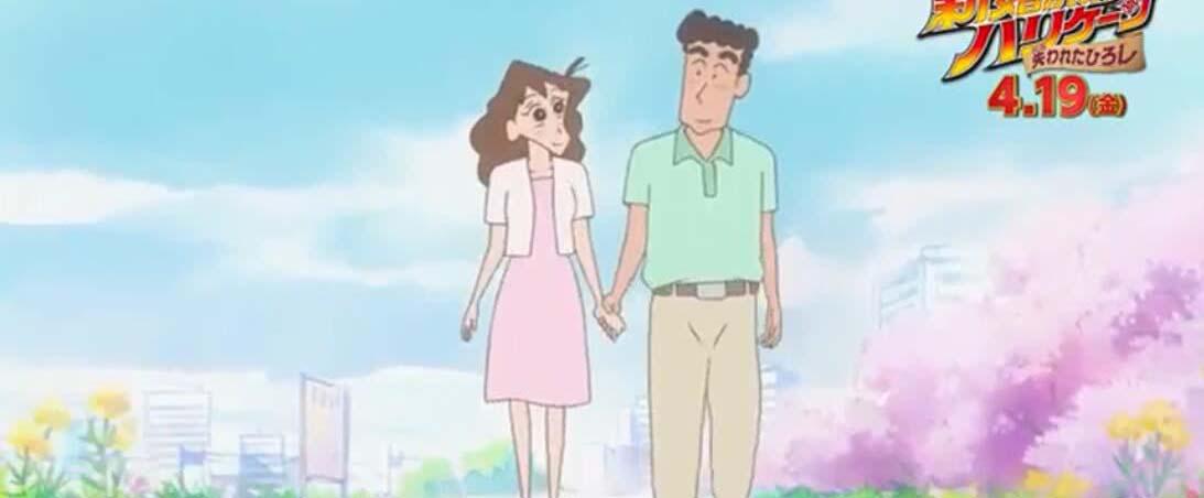 《蜡笔小新》第27部剧场版公布主题曲特别影像