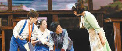评儿童剧《孩子剧团》:红色史实的艺术演绎