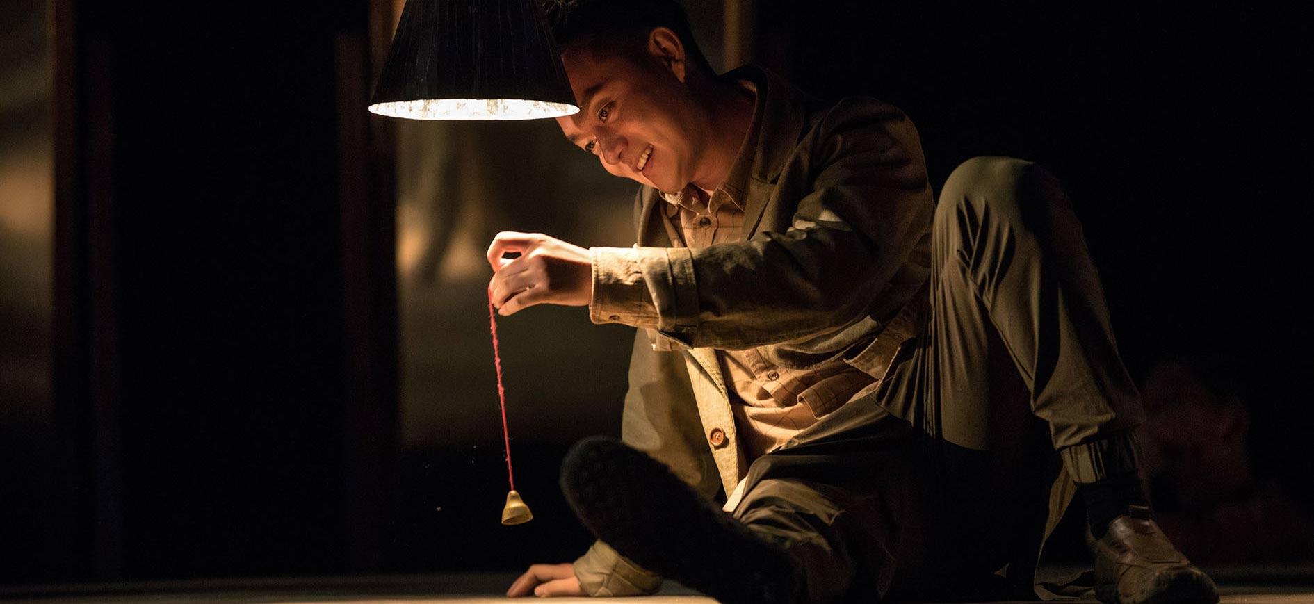 话剧《良辰美景》上海首演 庞盛之挑战高难度悲情人物