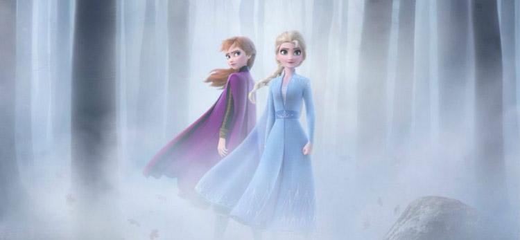 《冰雪奇缘2》第二弹PV公开将于11月22日北美上映