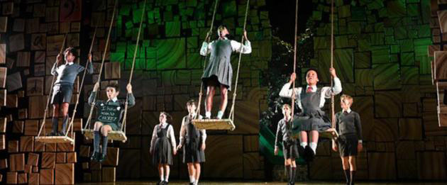 音乐剧《玛蒂尔达》在东莞玉兰大剧院成功首演