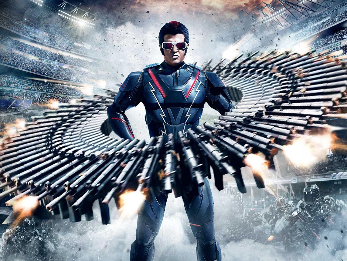 《宝莱坞机器人2.0:重生归来》发布预告 定档9月6日