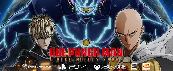 格斗游戏《一拳超人》新PV近日正式公开