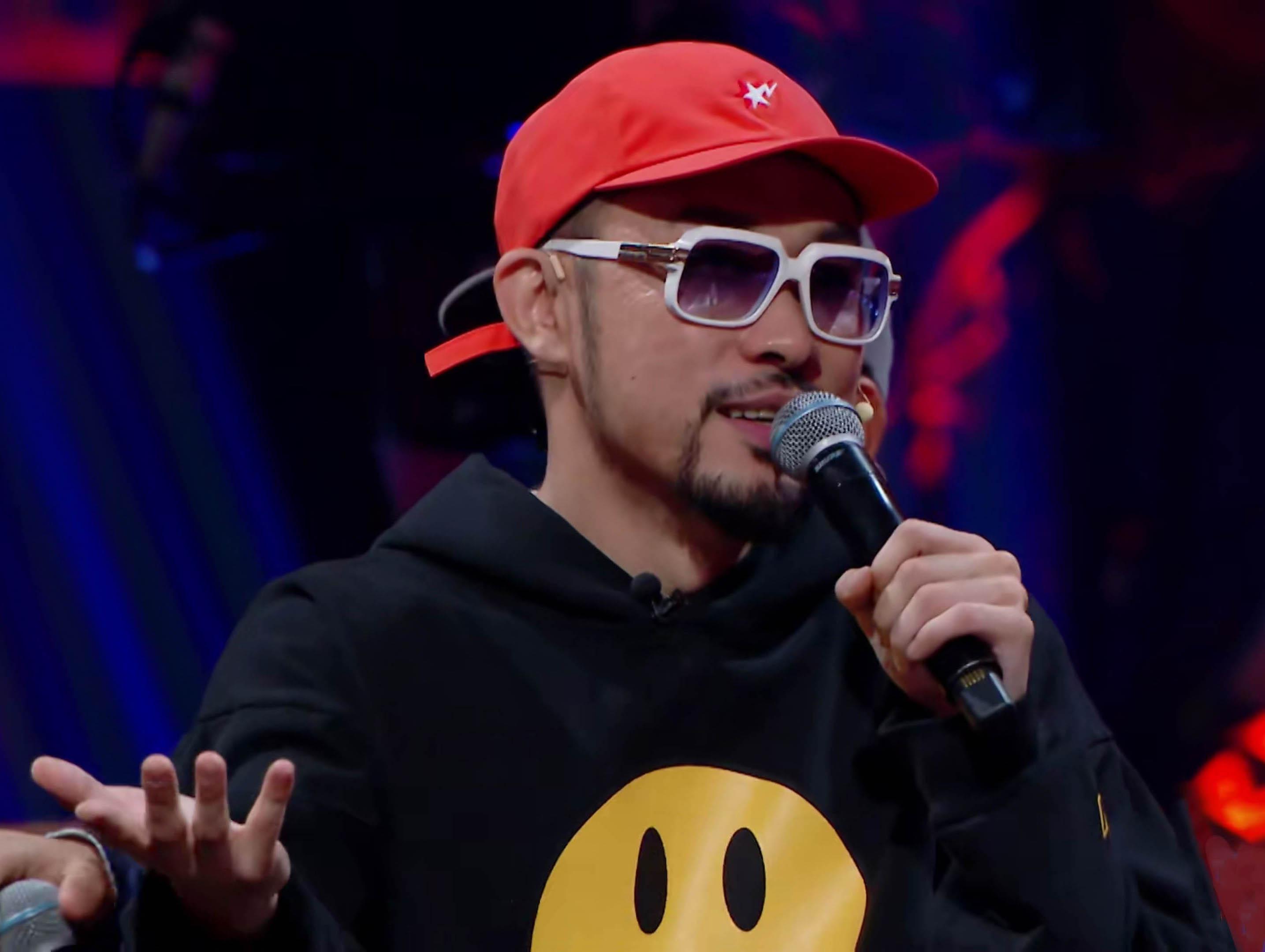 《中国新说唱》收官 MC HotDog热狗煽情助力中文说唱