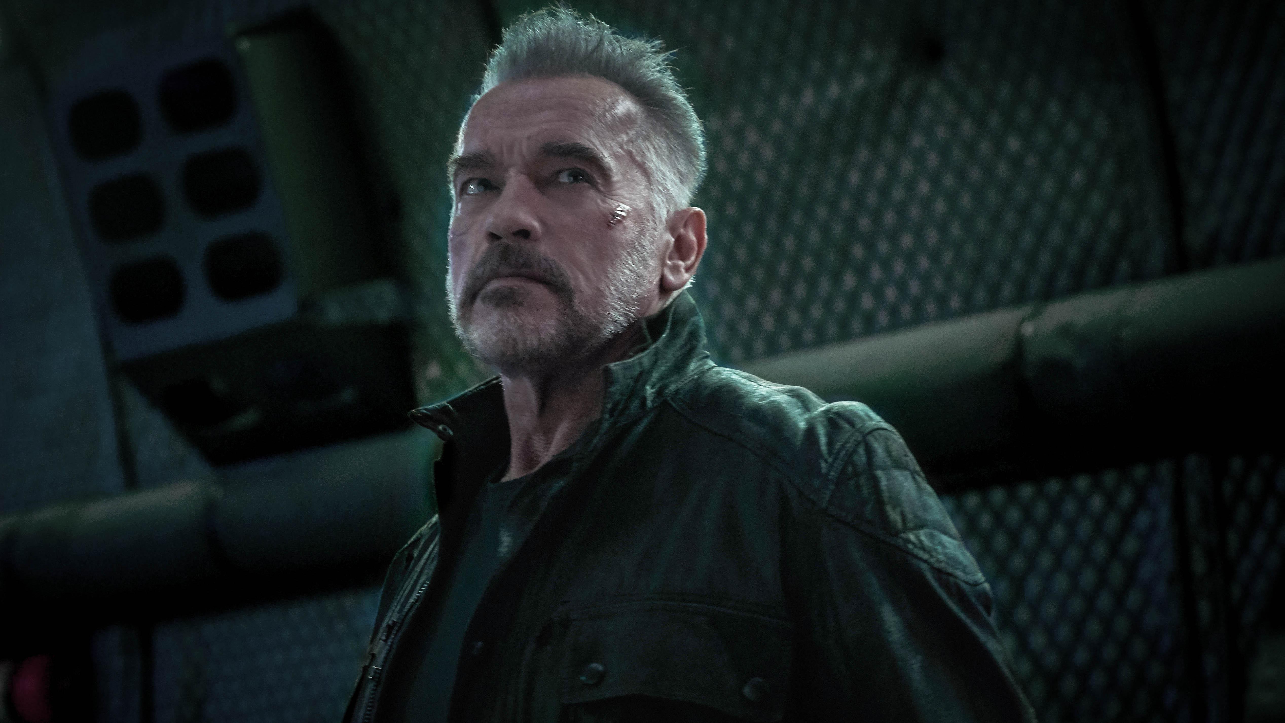 """海外影迷称赞卡梅隆《终结者》新片""""质量过硬"""""""