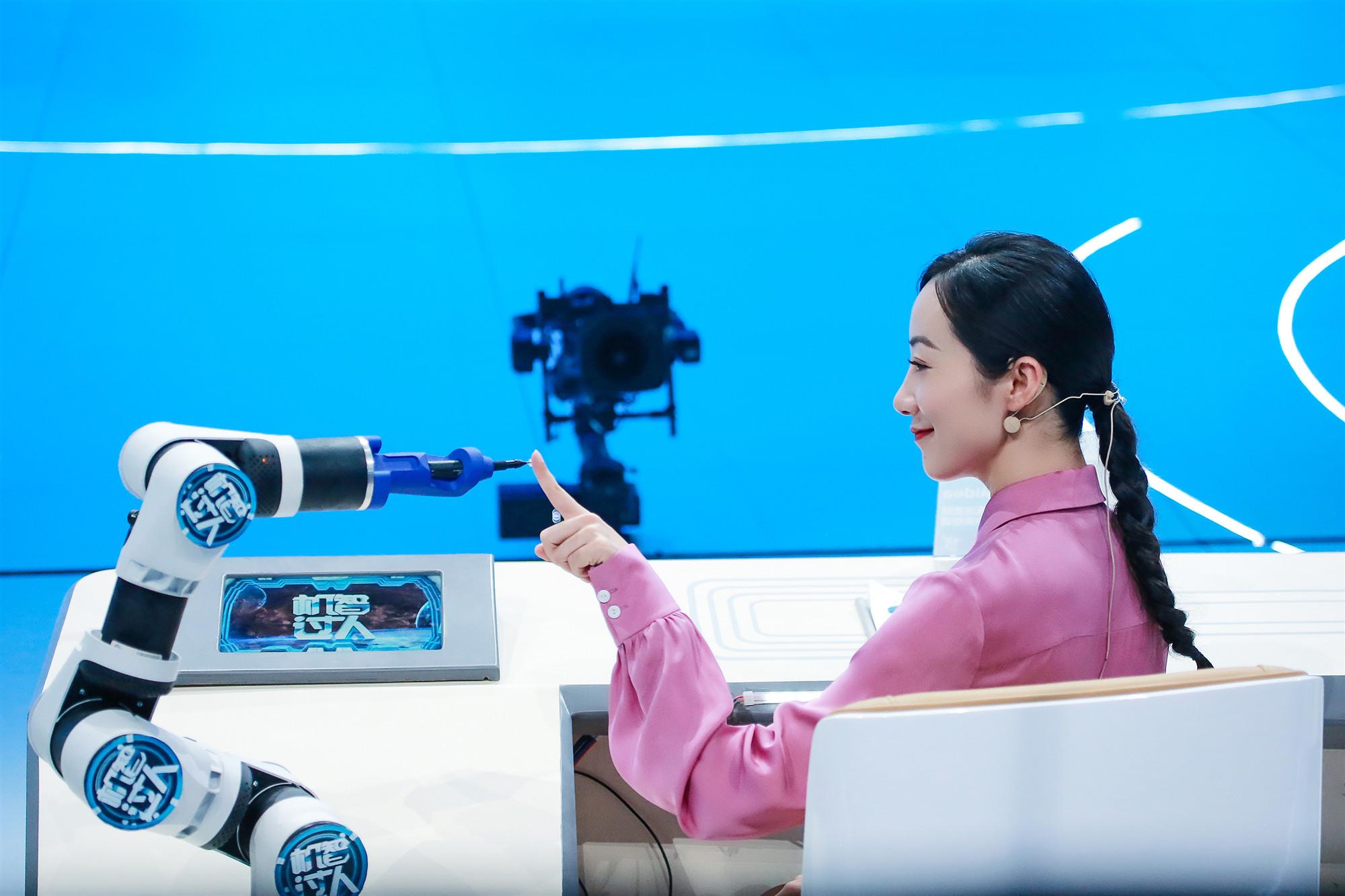 CCTV-1《机智过人》韩雪机智表现备受期待