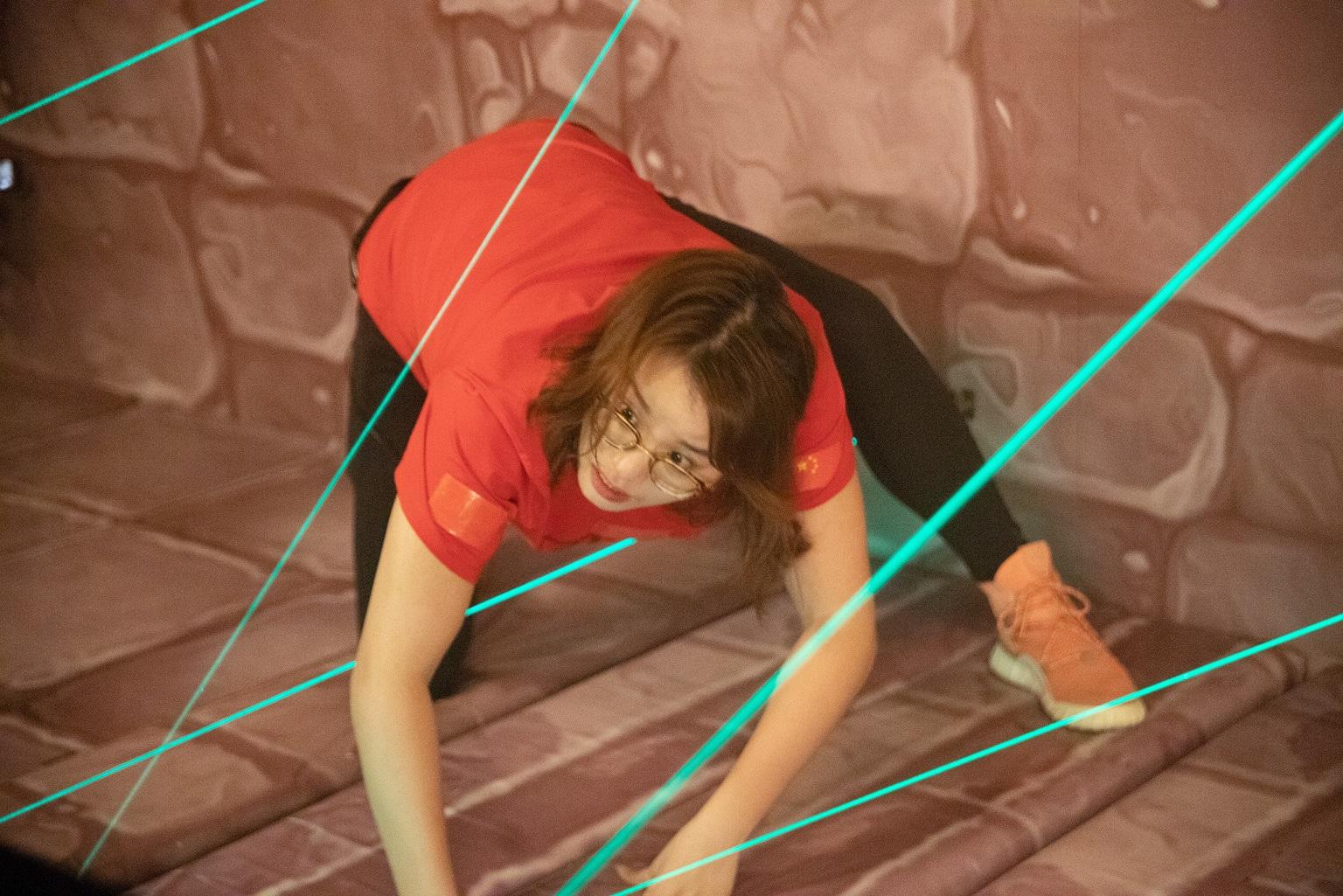 《疯狂的麦咭6》傅园慧密室献唱 林磊儿模仿童文洁