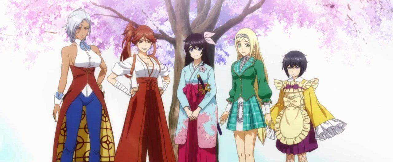 《新樱花大战》宣布动画化 计划将于明年开播
