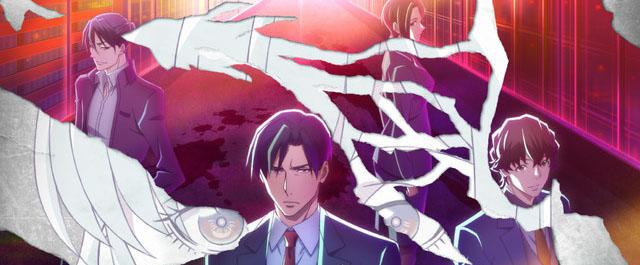 TV动画《巴比伦》第二弹PV近日正式公开