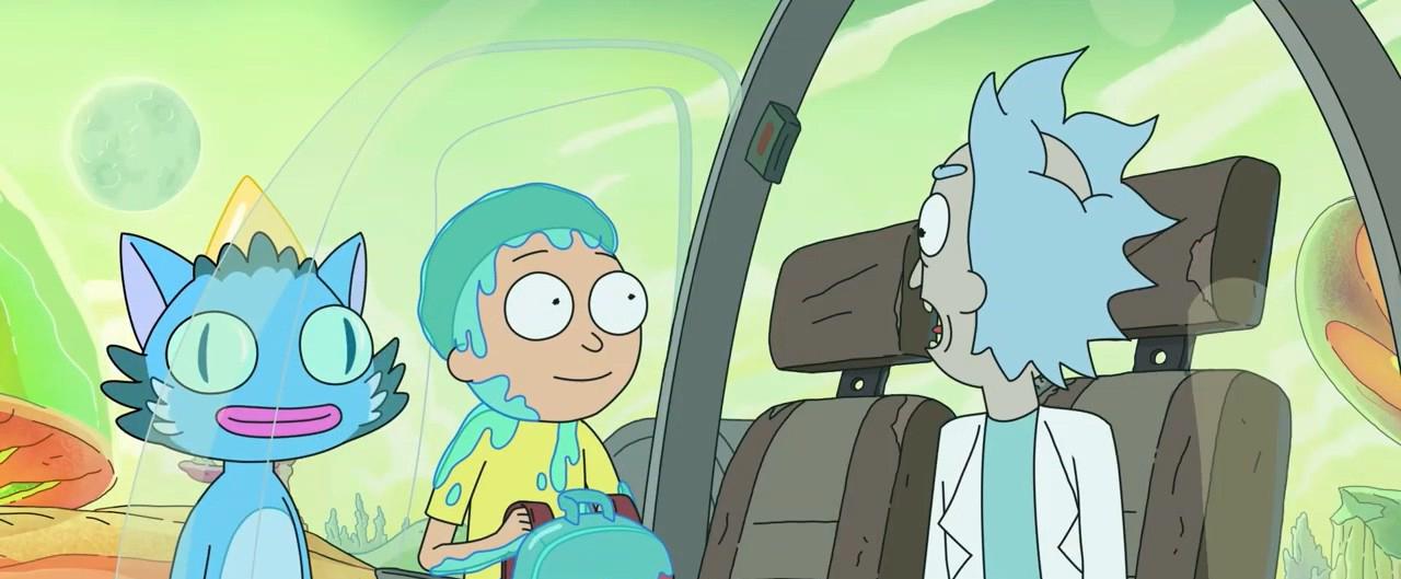 《瑞克和莫蒂》第四季预告公布 11月10日播出
