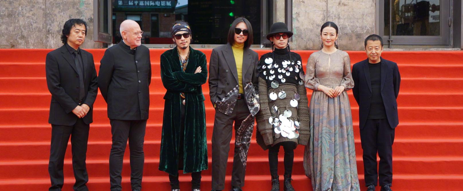 海龟先生近日受邀出席第三届平遥国际电影展