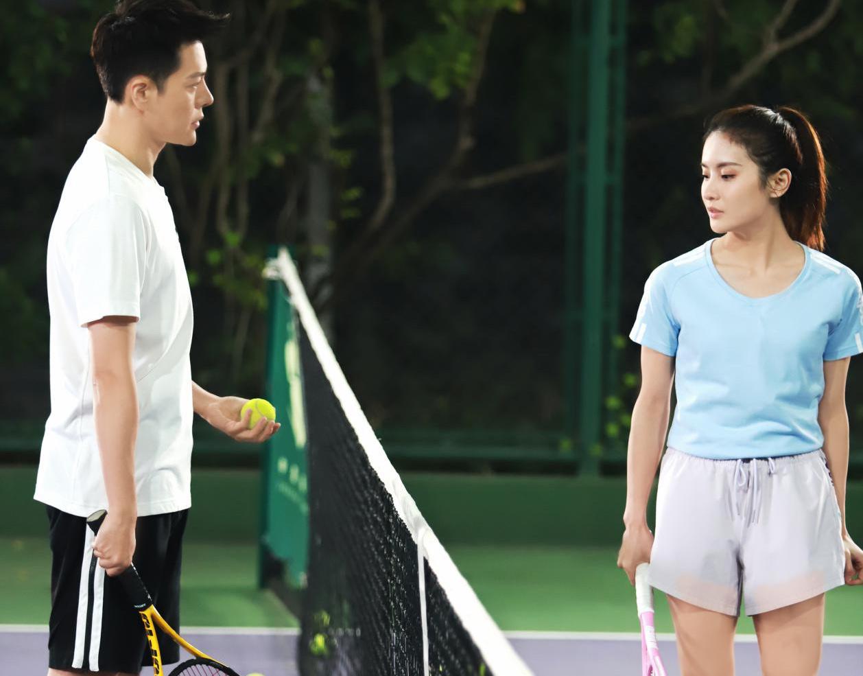 首部网球爱情电影《触网情深》徐海乔赖雨濛引期待