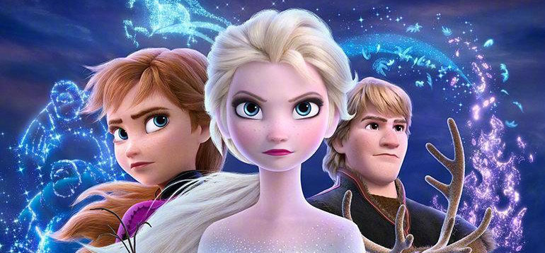 《冰雪奇缘2》国内正式定档11月22日