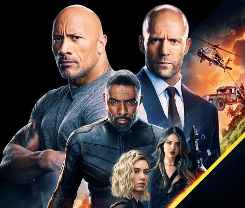 """系列的第九部影片,也就是最新的《速度与激情:特别行动》11月11日在优酷上线,该片也是""""速激""""系列的第一部外传电影。"""