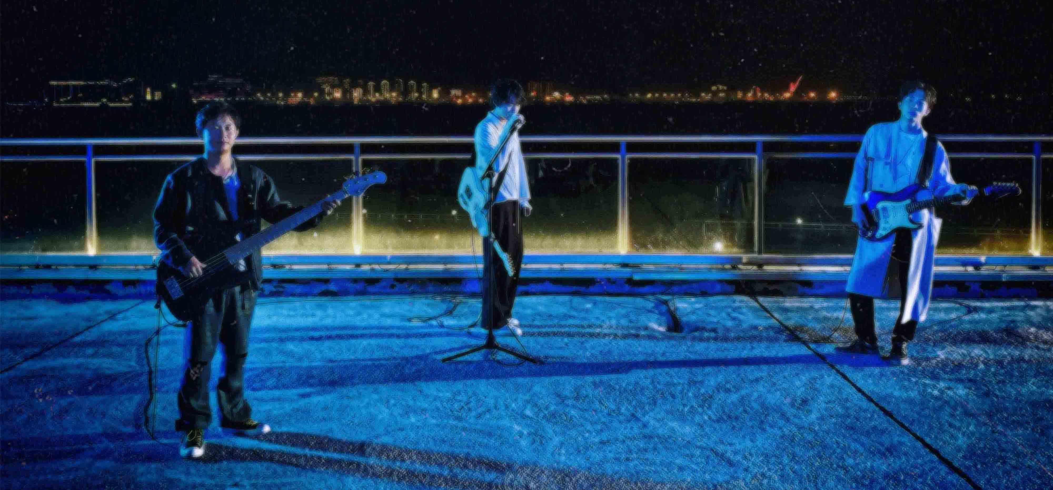 白鲨JAWS首支单曲《我虽不才》正式发布