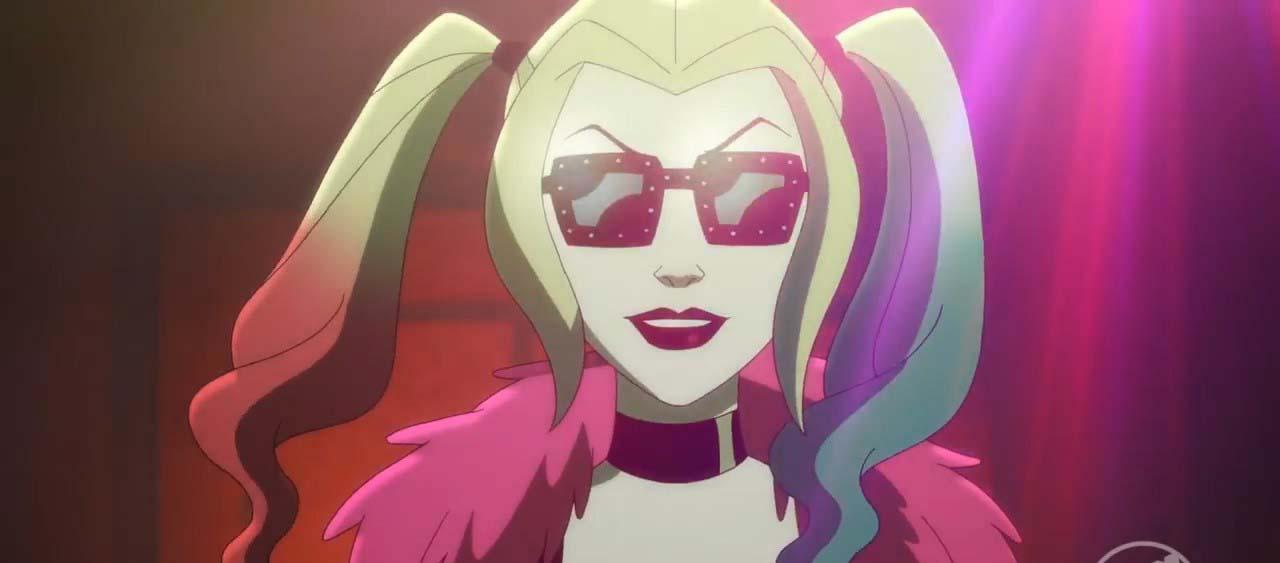DC动画《哈莉·奎茵》近日官方公布最新预告
