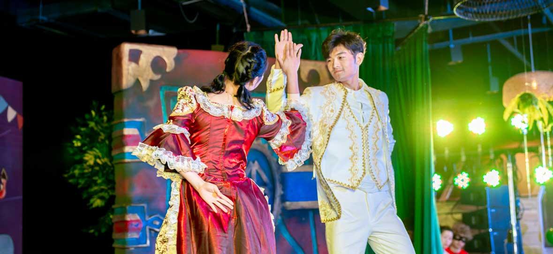 首部原创亲子励志舞台剧《小王子巴力》 全球首演