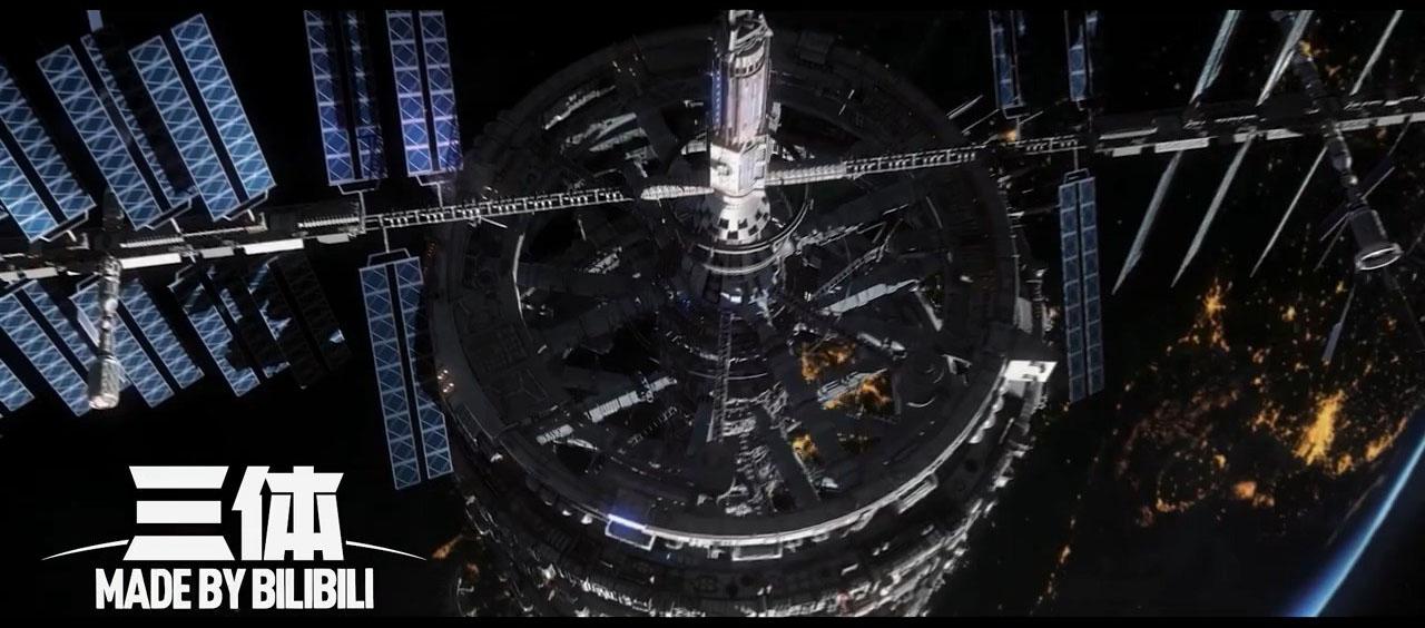 《三体》动画首曝正式PV 科幻巨著震撼上演