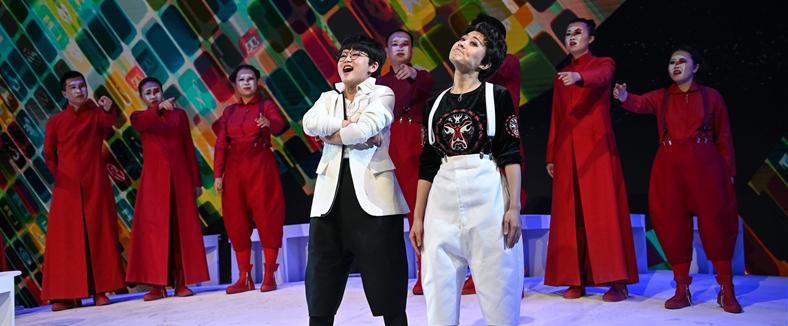 原创儿童歌剧《没头脑和不高兴》12月回归舞台