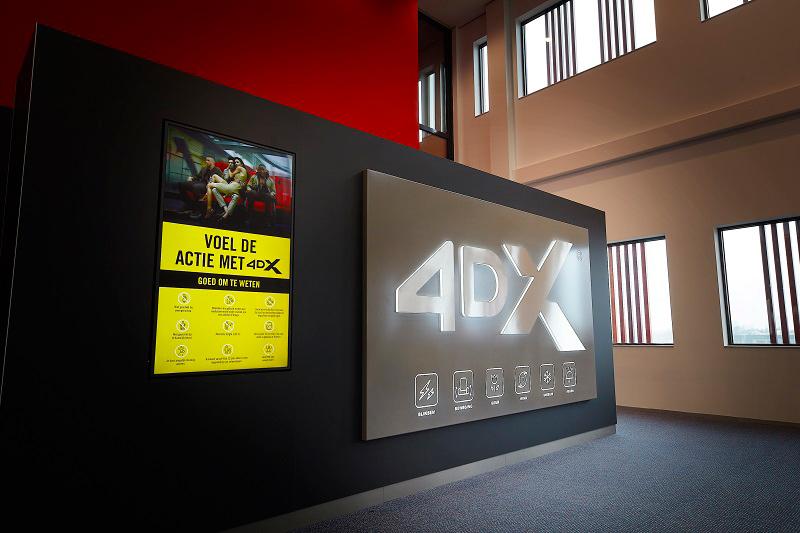 第700家4DX影厅首映《冰雪奇缘2》展现惊人特效