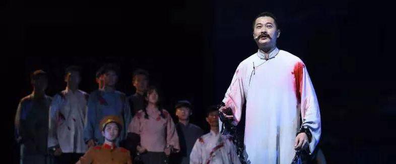 北京大学原创音乐剧《大钊先生》受邀走进南京