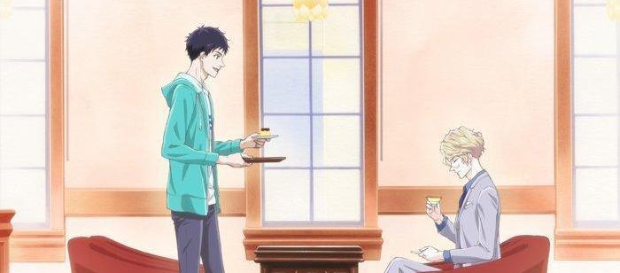 TV动画《宝石商人理查德的谜鉴定》正式PV公开