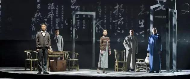 2020话剧《再见徽因》明年4月亮相杭州|浙话艺术剧院