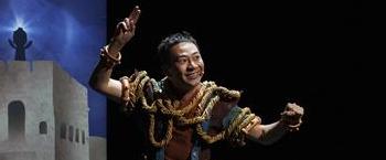 儿童剧《长城的传说》12月15日中国儿童剧场首演