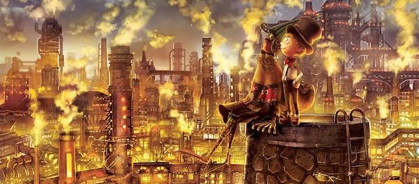 绘本《烟囱城的普佩尔》动画电影化 STUDIO4℃制作