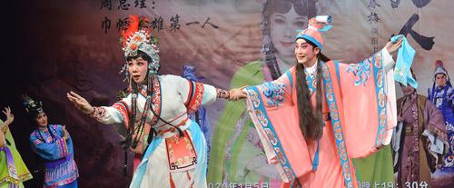 戏曲音乐剧《冼夫人》明年1月5日广州首演