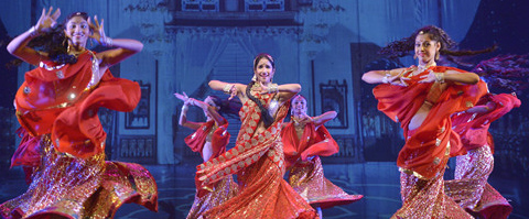 印度歌舞剧《宝莱坞之旅》1月12日登陆温州大剧院