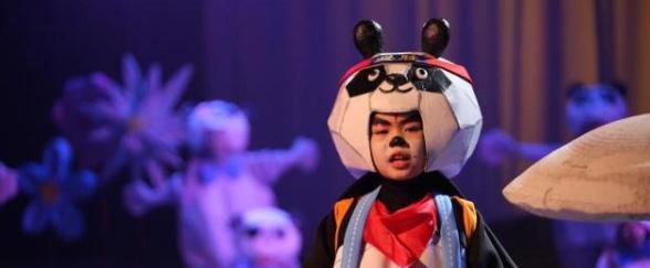 大熊猫主题少儿音乐剧《破壳》于成都首演