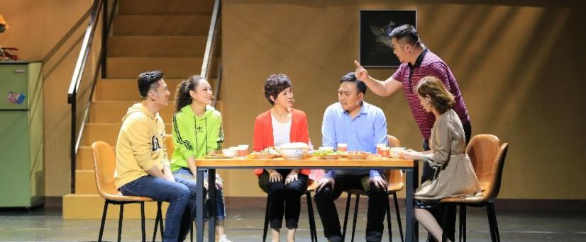 广州工业化进程话剧《工业大道》于珠海首演