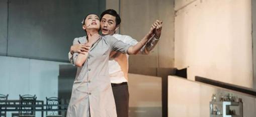 孟京辉导演音乐剧《空中花园谋杀案》2月25日北京上演