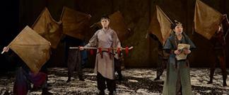 中国国家话剧院话剧《行者无疆》于巴黎上演