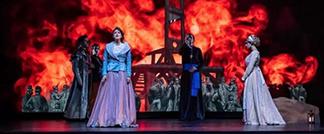 法国好声音群星加盟音乐剧《摇滚红与黑》