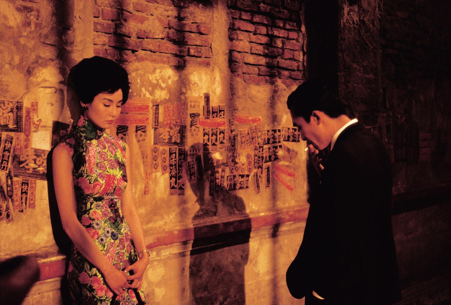 《花样年华》 4K修复版将于戛纳国际电影节首映