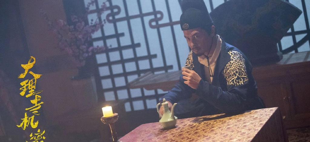 """《狄仁杰之深海龙宫》即将上线 连凯被赞""""中国第一帅狄仁杰"""""""