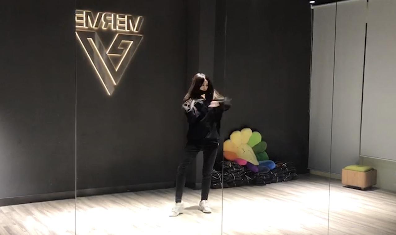 《创造营2020》学员徐艺洋练习日志唱跳全能