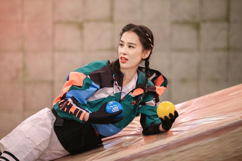 《疯狂的麦咭7》黄圣依杨子合体挑战