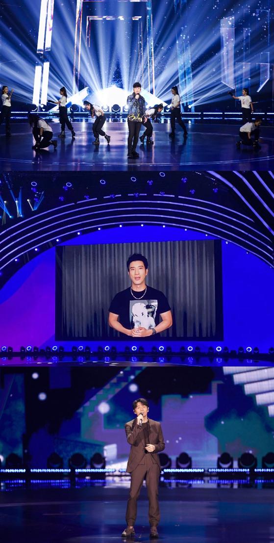 """胡彦斌《我敢》与王力宏等组""""音乐精英团"""""""