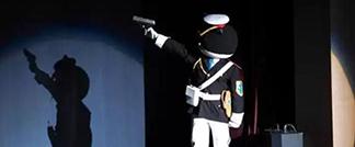 儿童舞台剧《黑猫警长之城市猎人》7月浙江上演